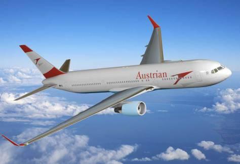Austrian Airlines setzt die Boeing 767 und 777 auf der Langstrecke ein (Foto: Austrian Airlines)