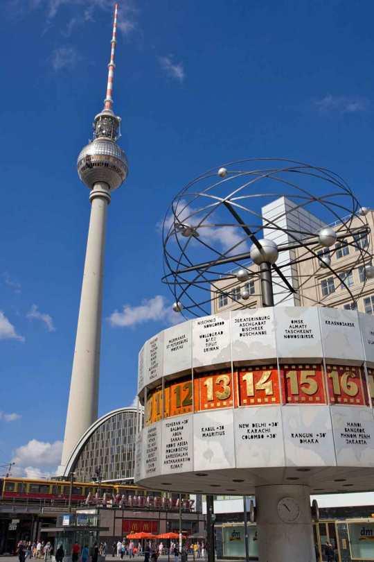 Nicht nur in Berlin spielt die Musik: Ganz Deutschland ist als Geschäftsreisestandort weltweit beliebt