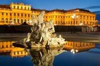 Touristenmagner Schloss Schönbrunn in Wien (Foto: Josef Muellek)